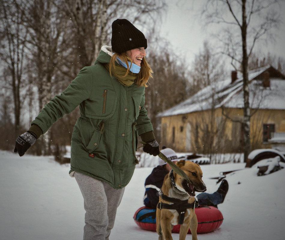 Зимние забавы - Наталия Тугаринова