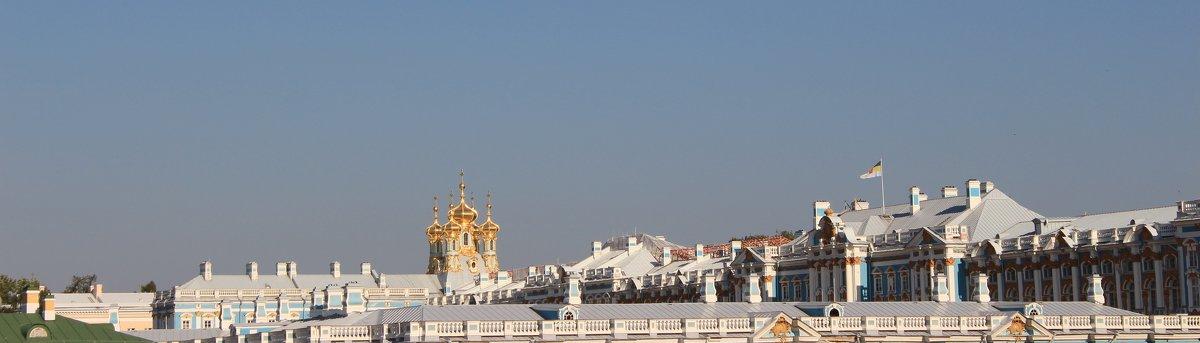 Екатерининский дворец - Александра