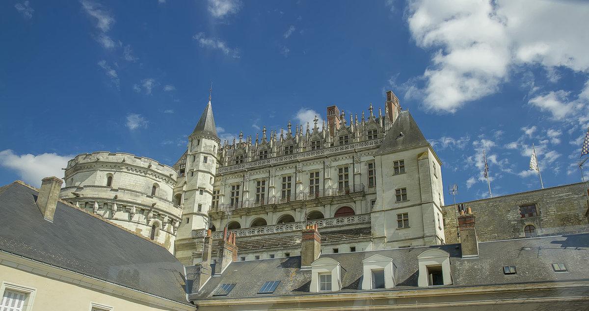 Замок Амбуаз - leo yagonen