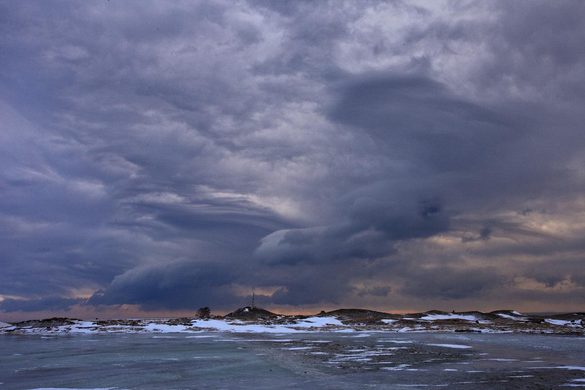 Небо и лед - Вера Петрова