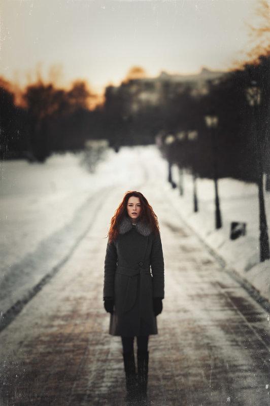 Я следую за тобой - Андрей Лободин