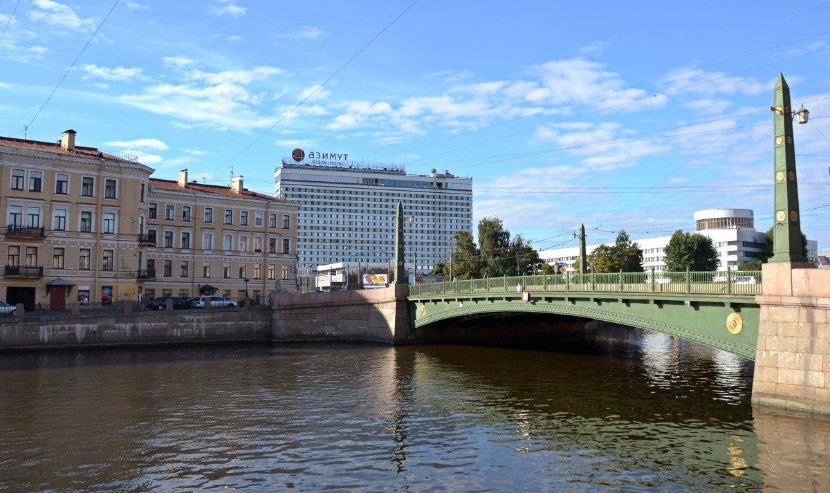 Египетский мост - zhanna-zakutnaya З.