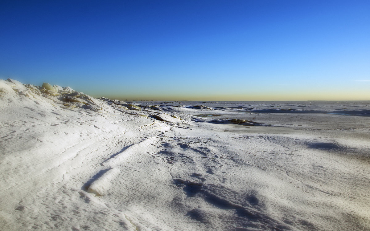 Ледяной простор - Valerii Ivanov