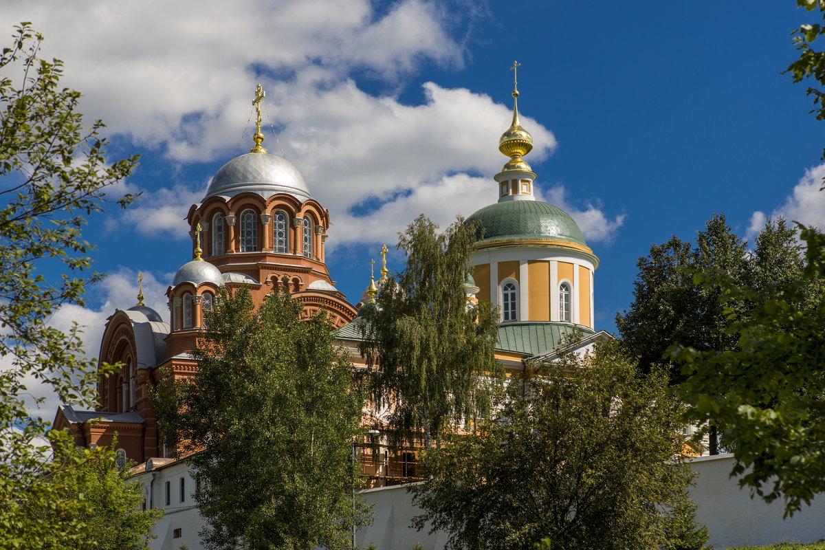 Покровский ставропигиальный женский монастырь - юрий макаров
