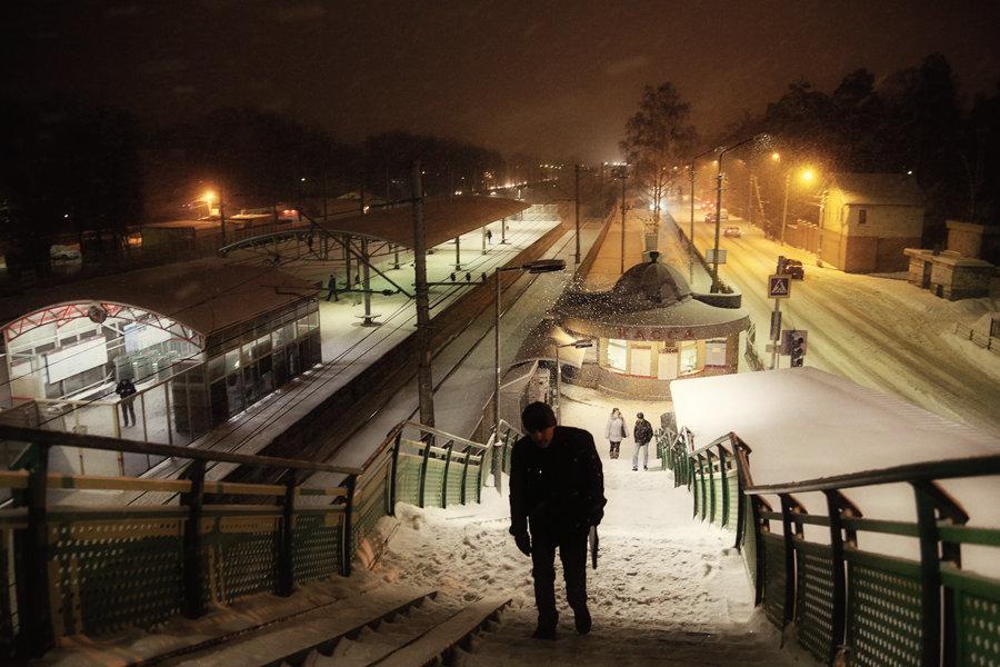 А вечером шёл снег-3 - Сергей Гойшик