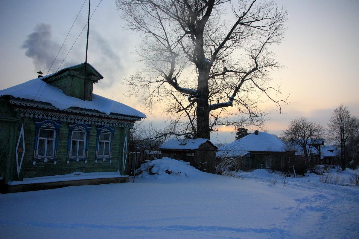 На рассвете - Иван Торопов