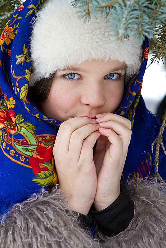 Морозко - kurtxelia