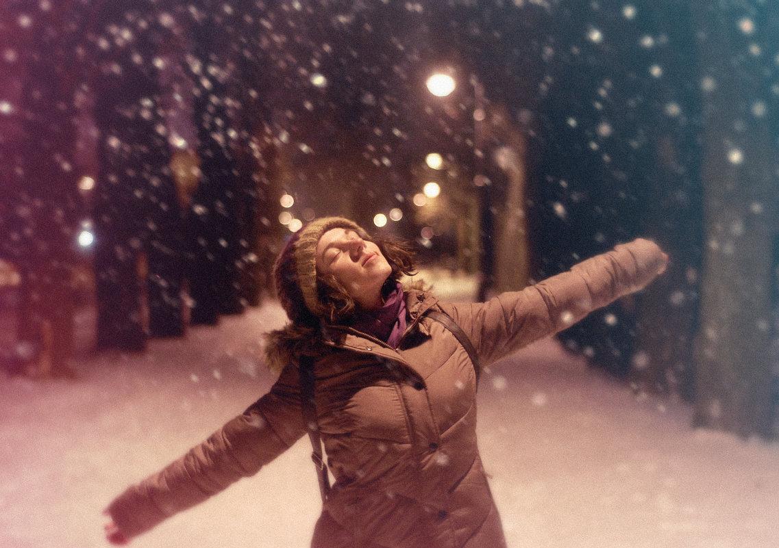 Зимняя сказка - Анастасия Лаурус