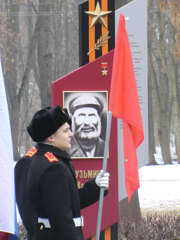 Великие Луки, 23 февраля... - Владимир Павлов
