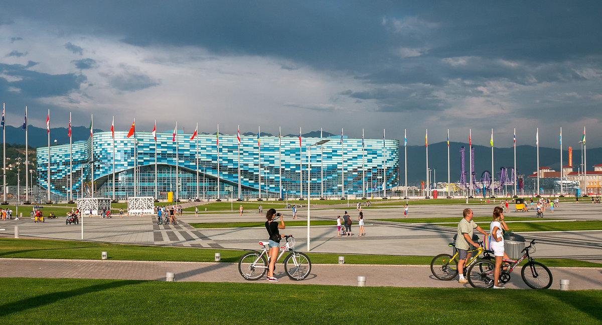 Олимпийского парка в проститутки сочи вблизи