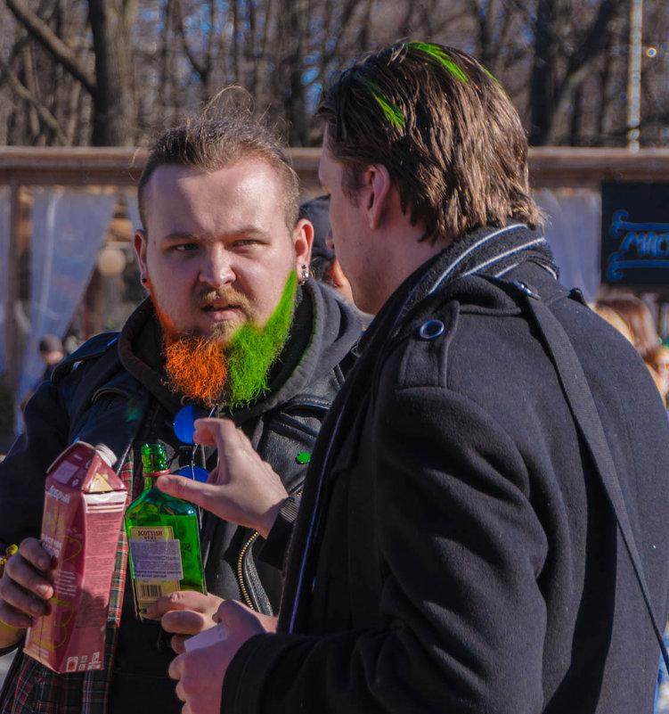 день святого Патрика. Москва 2015. Сокольники. - Лариса *