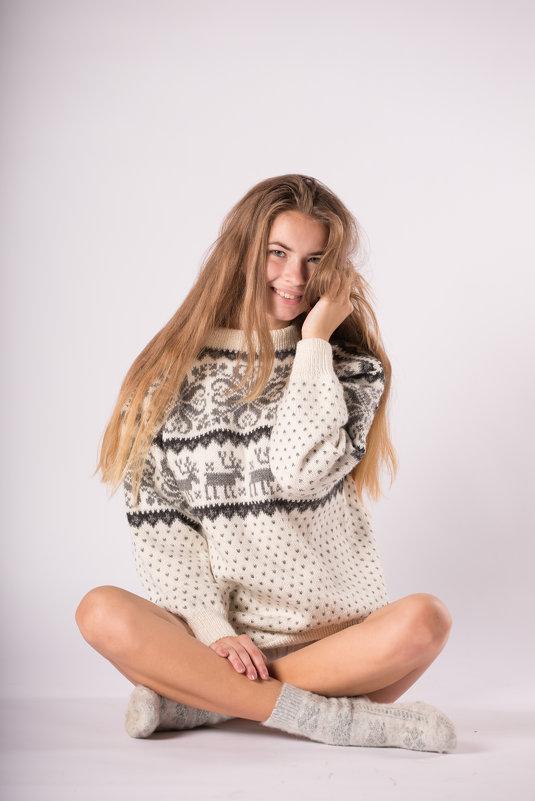Теплый свитер - Алексей Попов