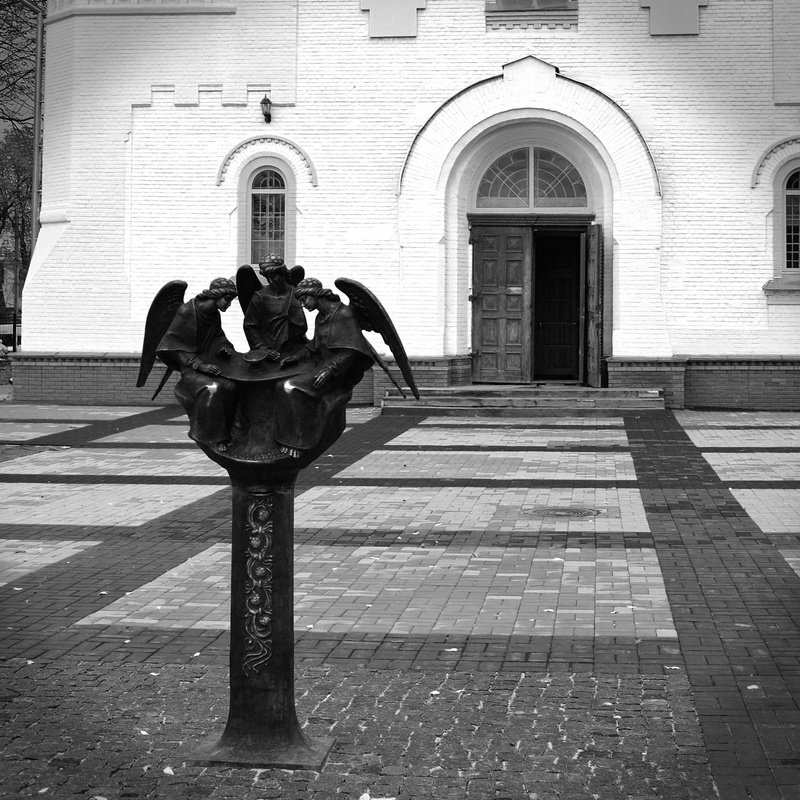 Трое архангелов - Андрий Майковский