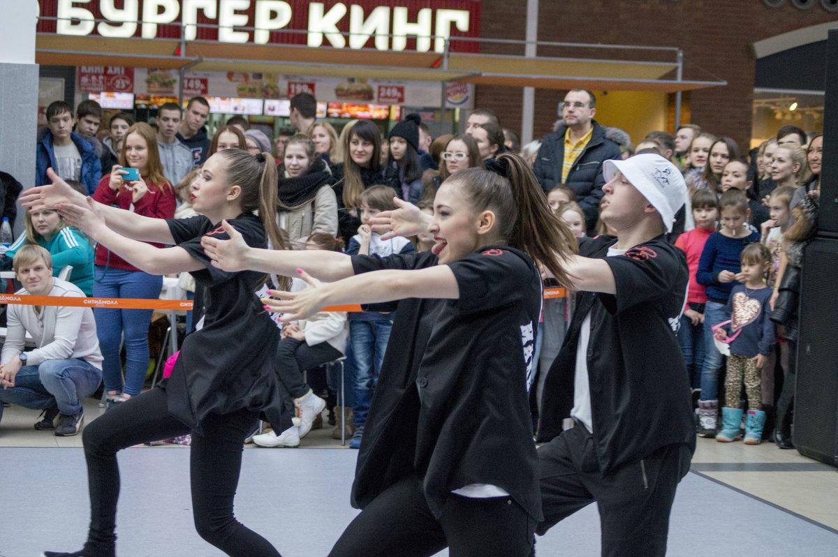 Уличный танец.... - Диана Мелина