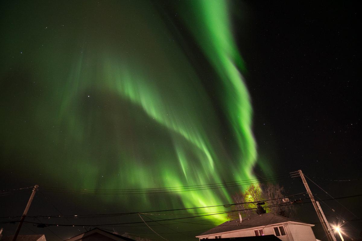 Aurora borealis - Сергей Бушуев