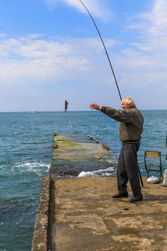 Специфика черноморской рыбалки