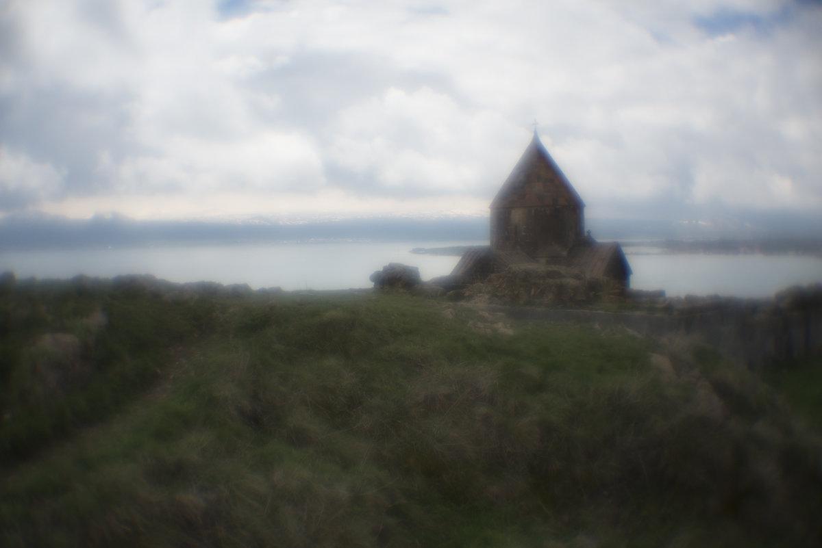 Церковь Сурб Аствацацин (Св. Богоматери), IX век, Армения - Анатолий Бастунский