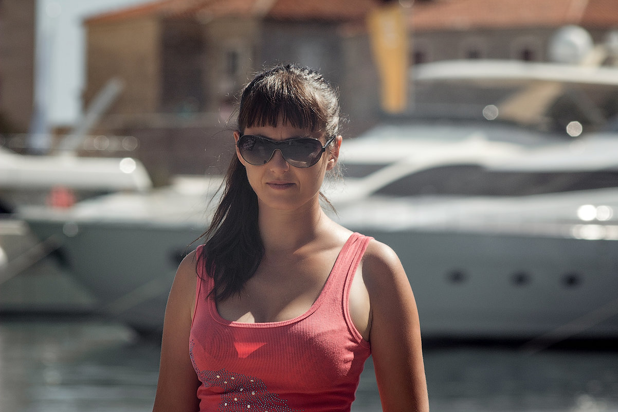 ах море, солнце, яхты... - Yulia Konovalova