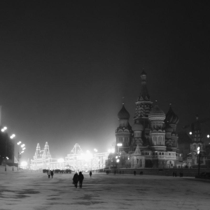 Январьский сюжет - Владимир Гулевич