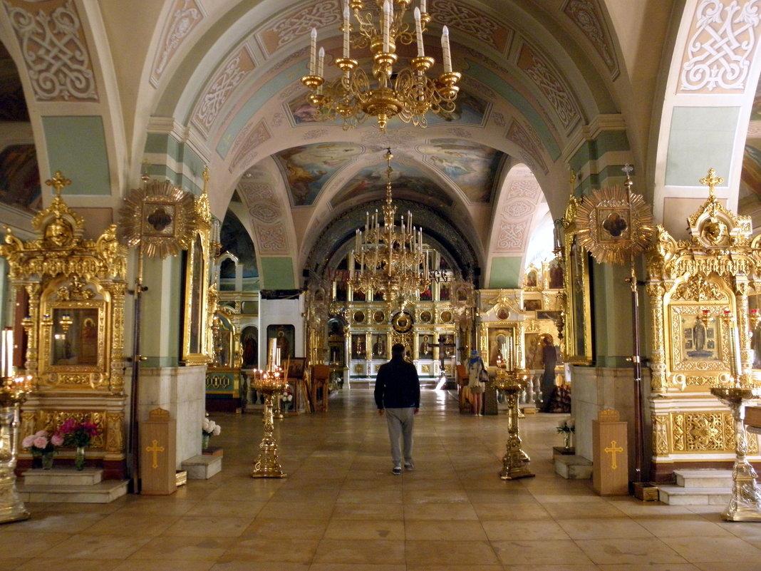 Храм Рождества Иоанна Предтечи на Пресне. - Елена