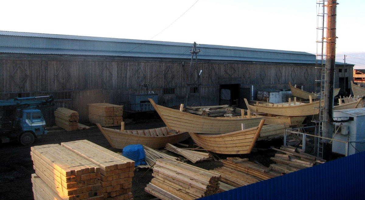 Новые лодки. - cfysx