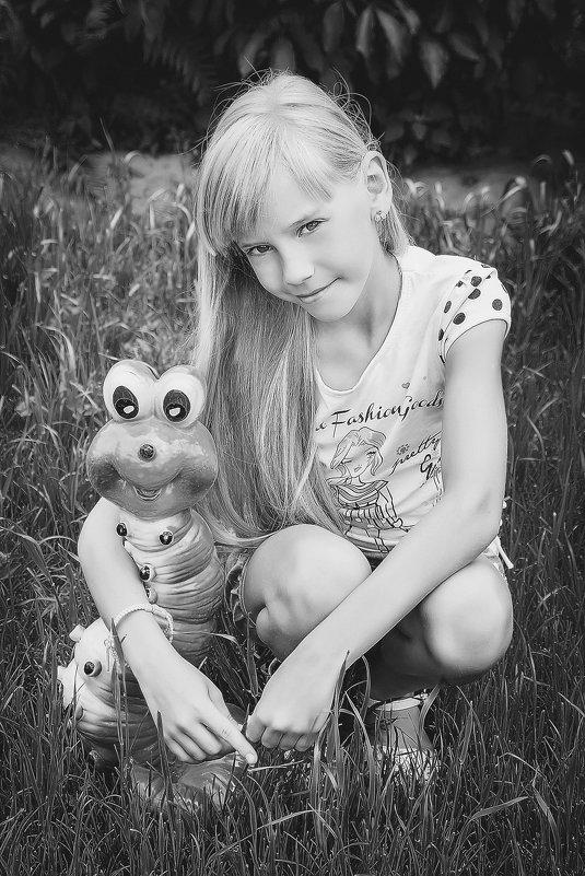 На приусадебном участке - Светлана Шаповалова