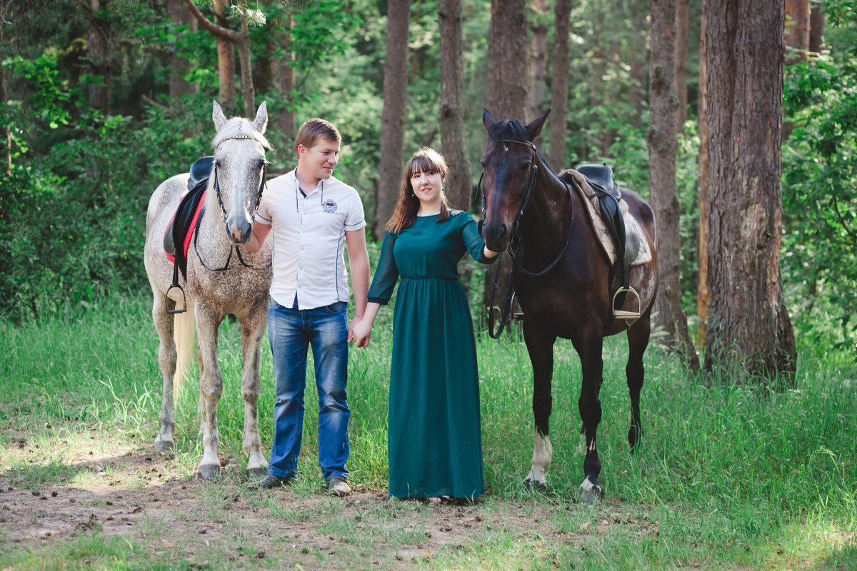 Инна и Олег - Irina Kurzantseva