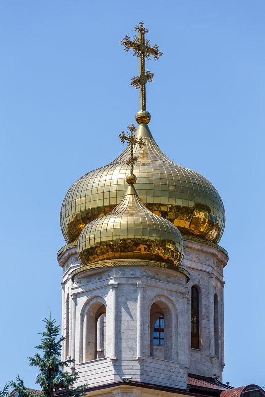 Купола собора в Пятигорске - Николай Николенко
