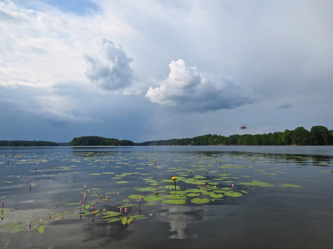 озеро - Елена