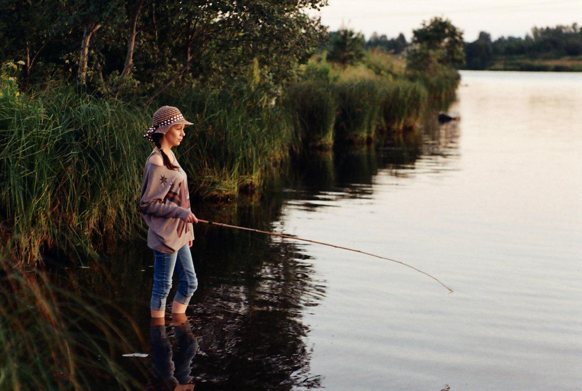 уральский рыболов