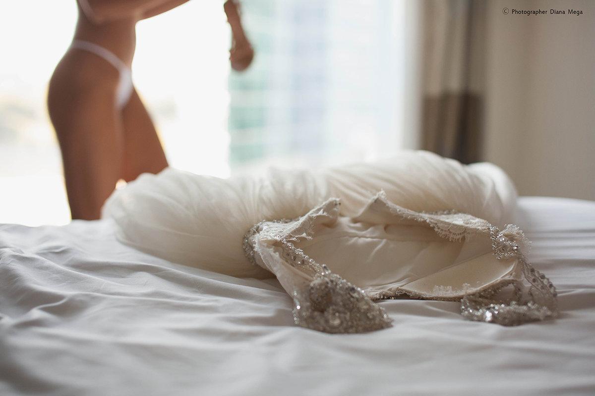 утро невесты ;) - Diana Mega