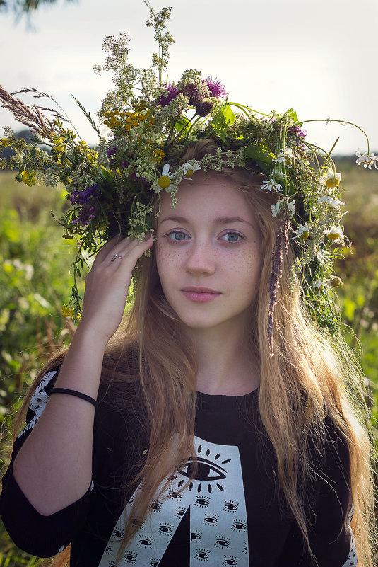 Краса - Александра Сучкова