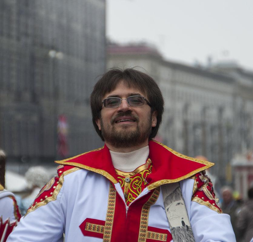 День города Москвы на Тверской - marmorozov Морозова