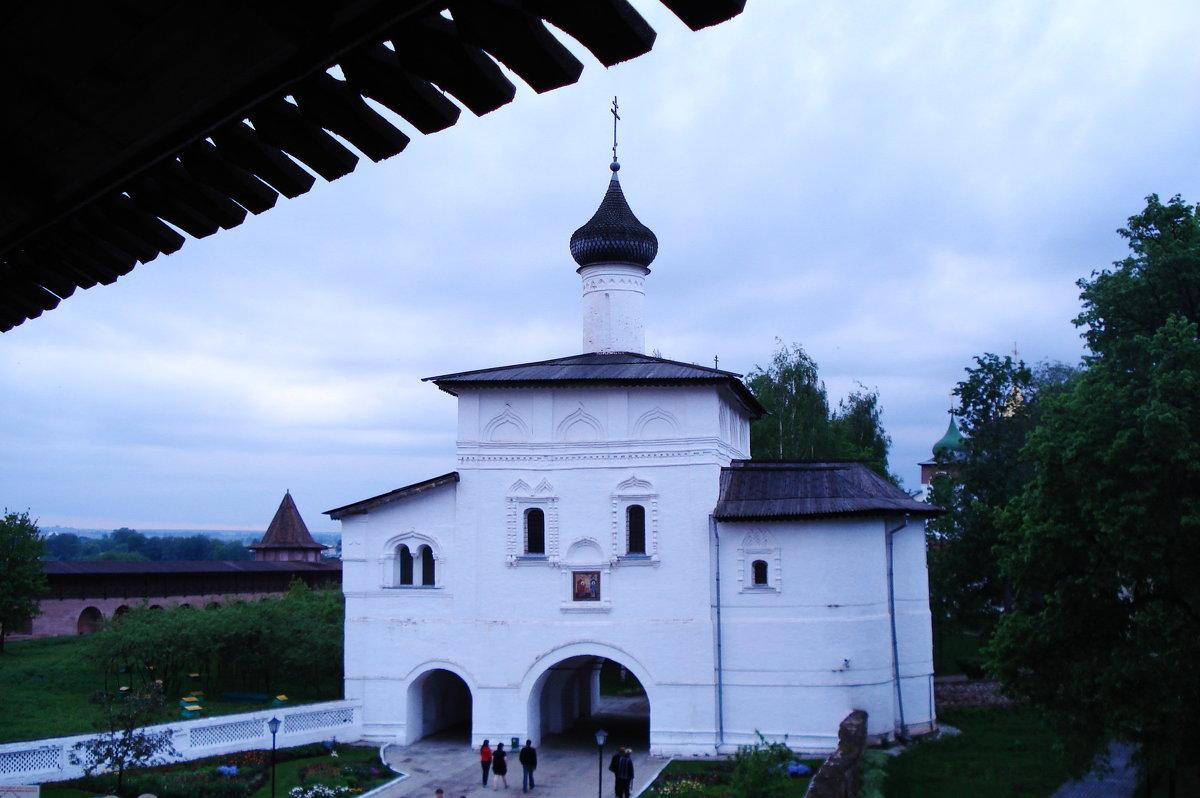 Ночь в музее. Суздаль, Спасо- Евфимиев монастырь. - Евгения Куприянова