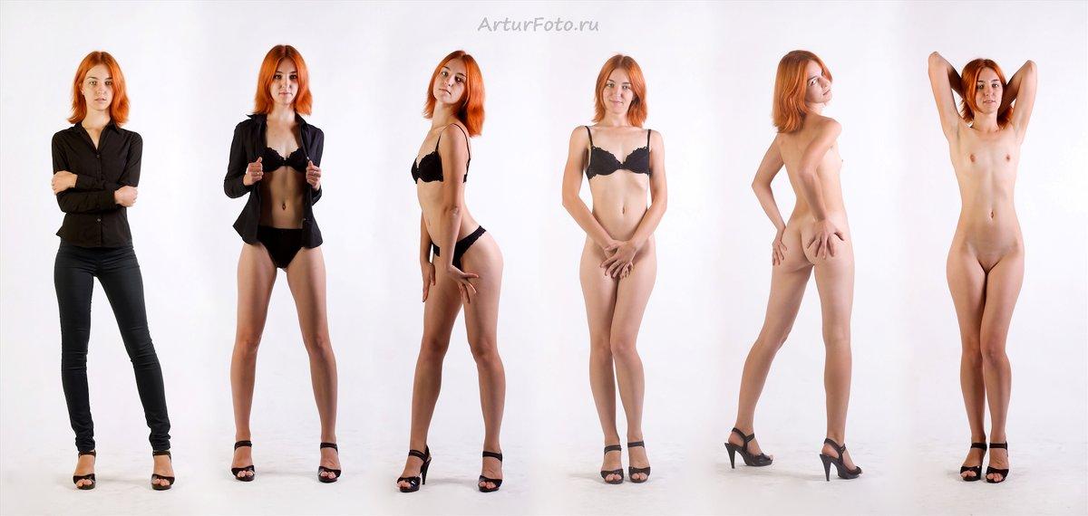 непрофессиональные модели на эротическом фото