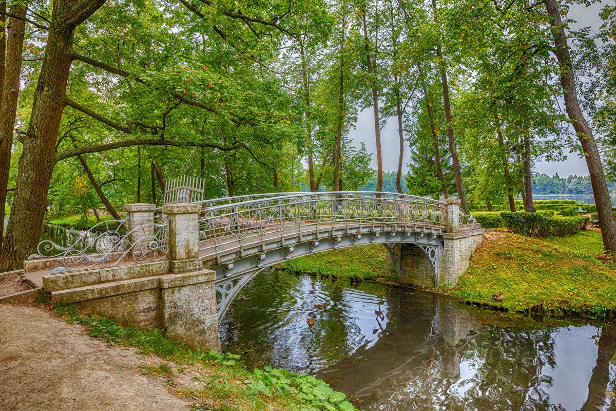 В парке - Николай Николенко