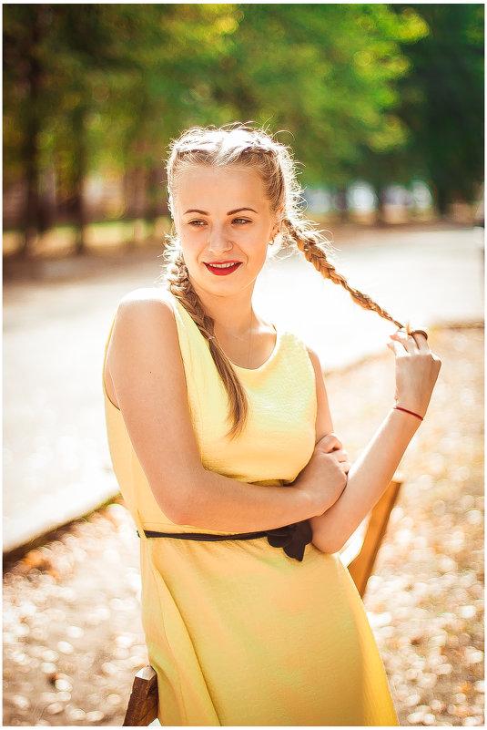 Яна - Даша Хмелева
