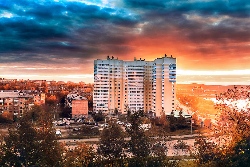 Город - Lidiya Gaskarova