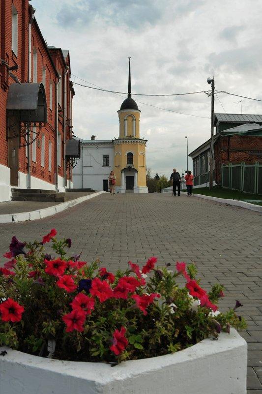 в Коломне - Анатолий Петров