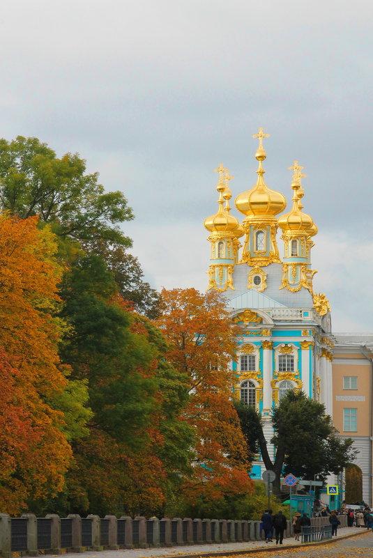 Последний день сентября..... - Tatiana Markova