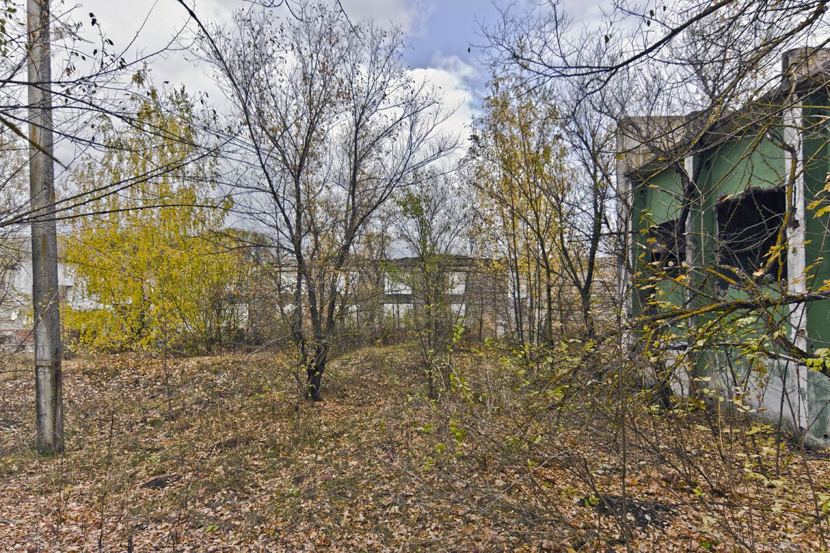 руины - Геннадий Свистов