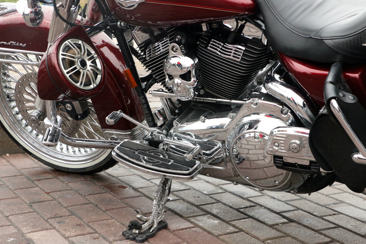 Harley-Davidson - Сергей Черник