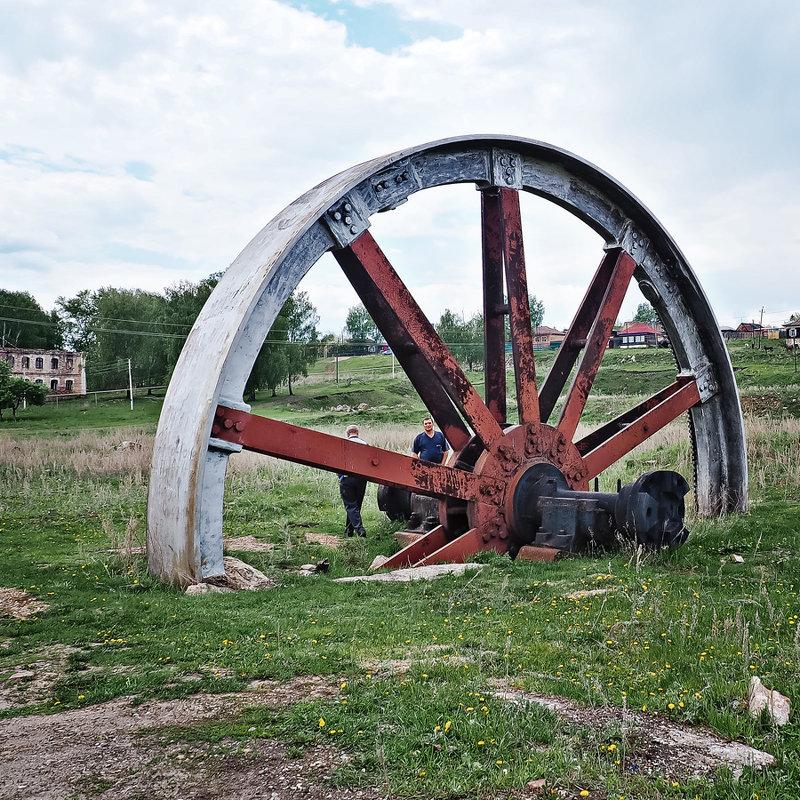 маховое колесо с моментом инерции j 300
