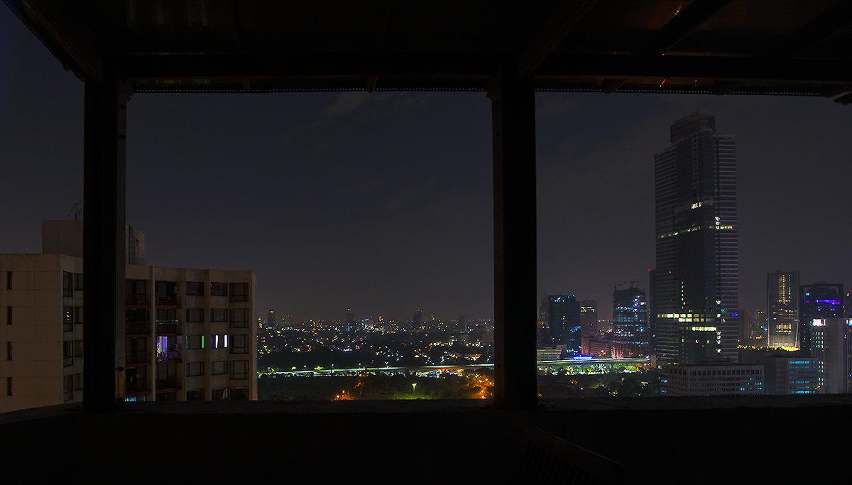 Джакарта,отель,32й этаж - Александр