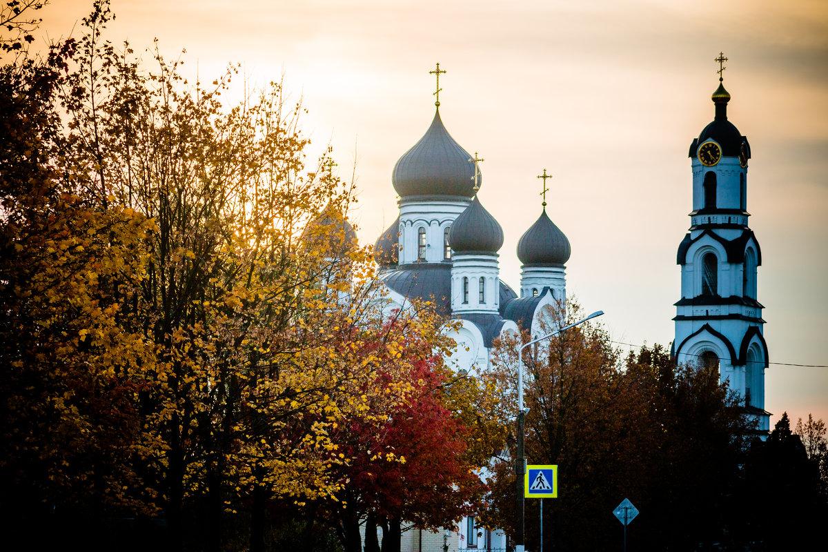 осень  над  Пинском - Марина R