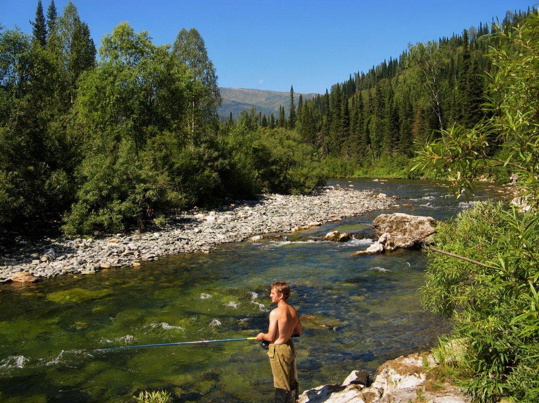 адыгея река белая рыбалка видео