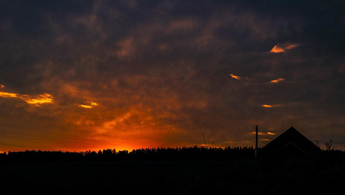 Яркий восход - Николай Алексеев