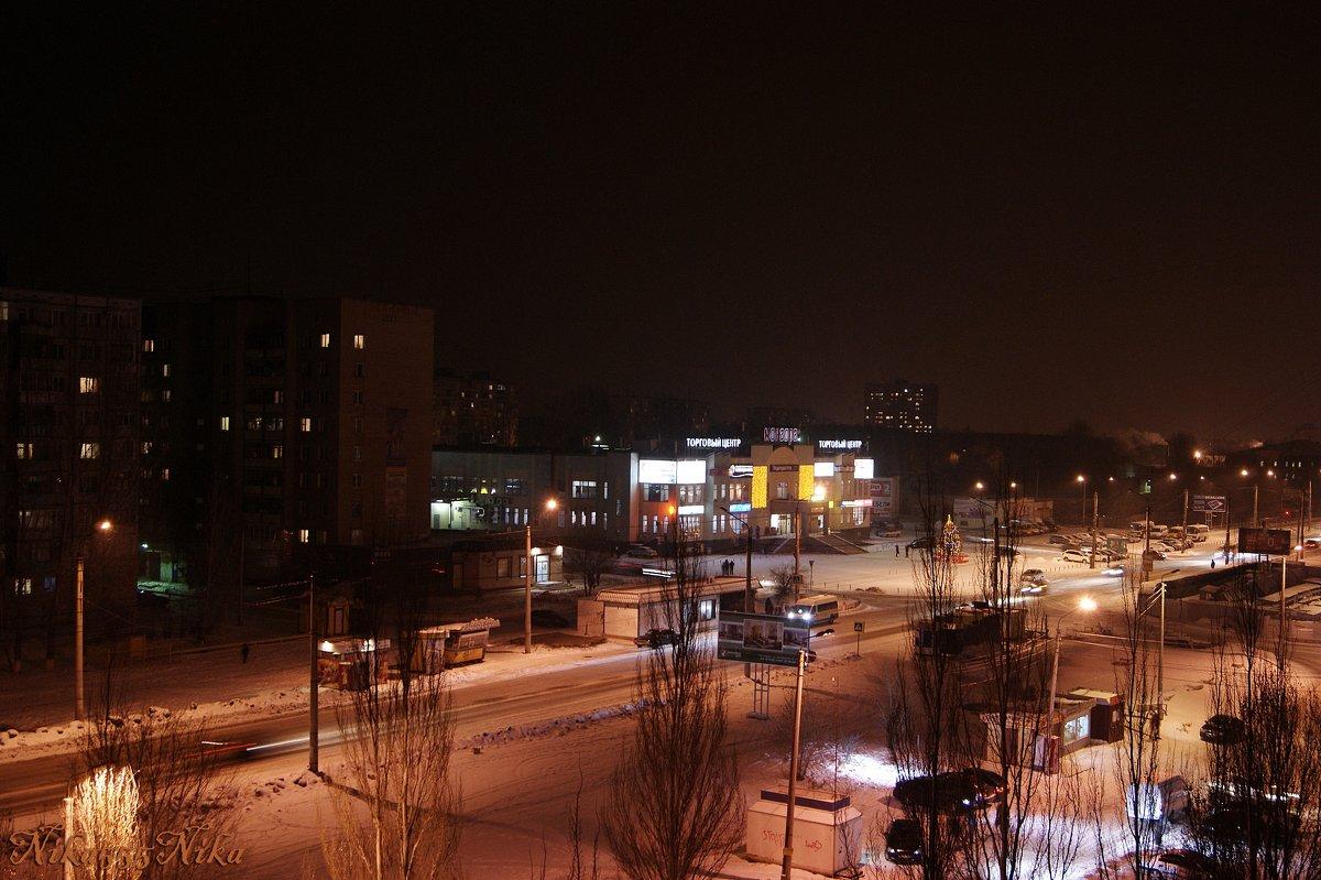 Вечерний город - nika555nika Ирина
