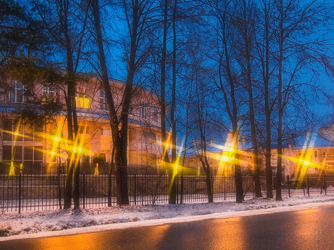 Дубковское шоссе - Виталий