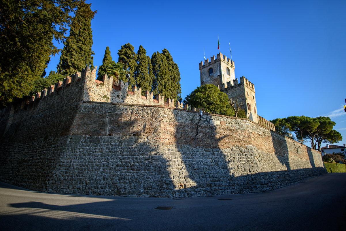 Castello di conegliano foto